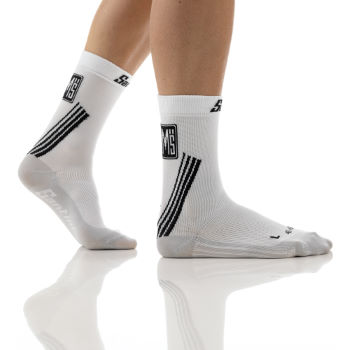Santini Comp 3/4 Cycling Socks - 2012