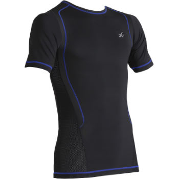 CWX Ventilator Short Sleeve Web Top