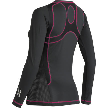 CWX Ladies Ventilator Long Sleeve Web Top aw12