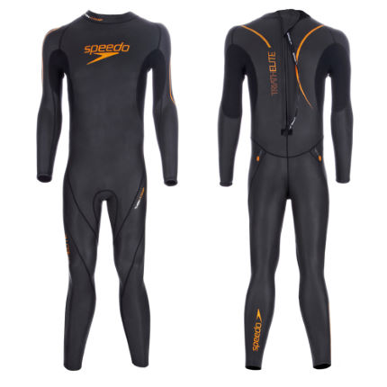 Speedo Tri Comp Thinswim Full Sleeved Wetsuit