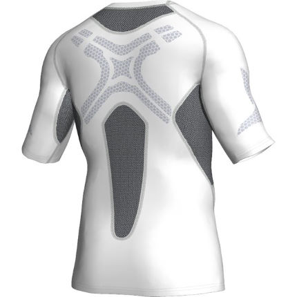 Adidas Techfit Preparation Short Sleeve Top - AW12