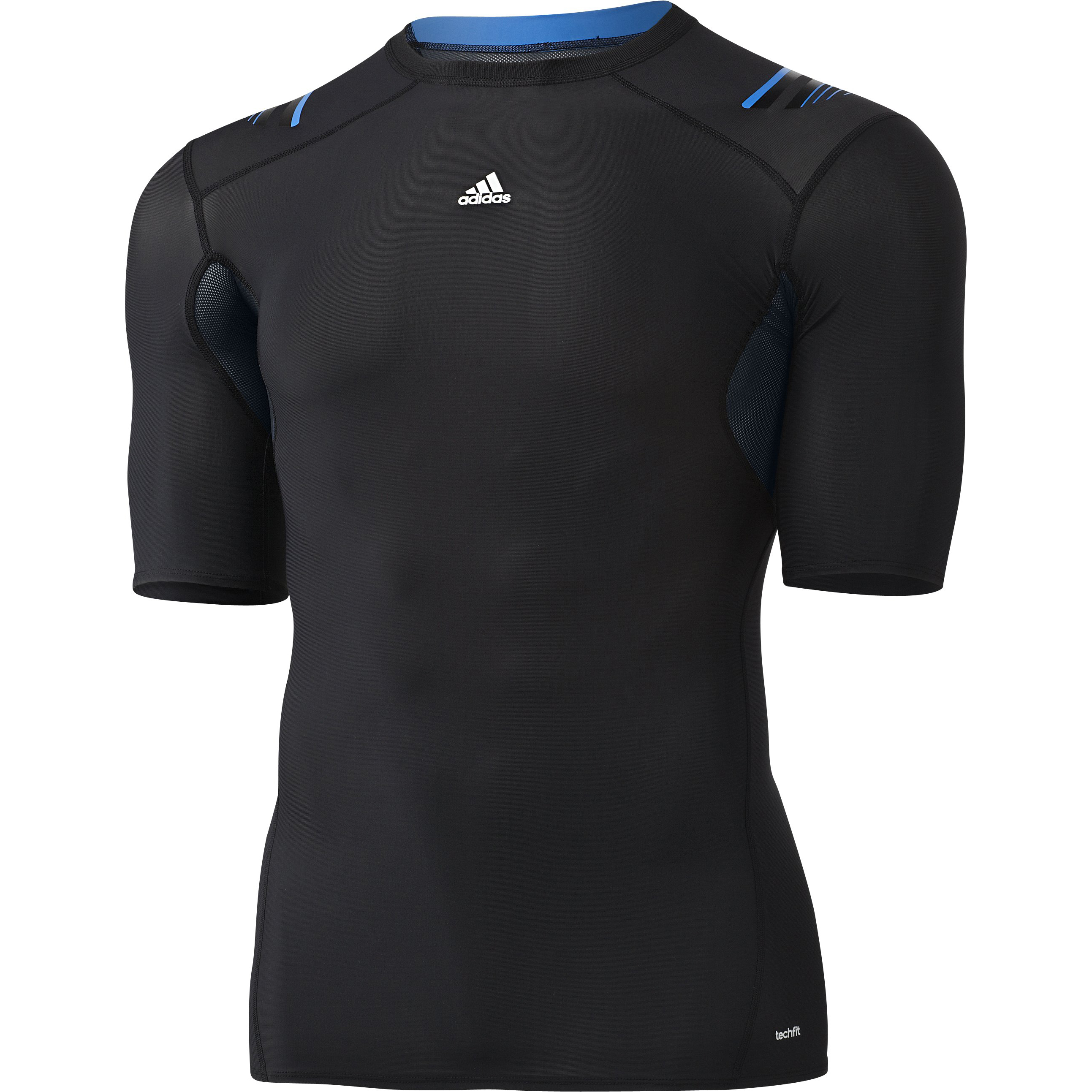Wiggle | Adidas Techfit Preparation PowerWeb Short Sleeve Tee ...