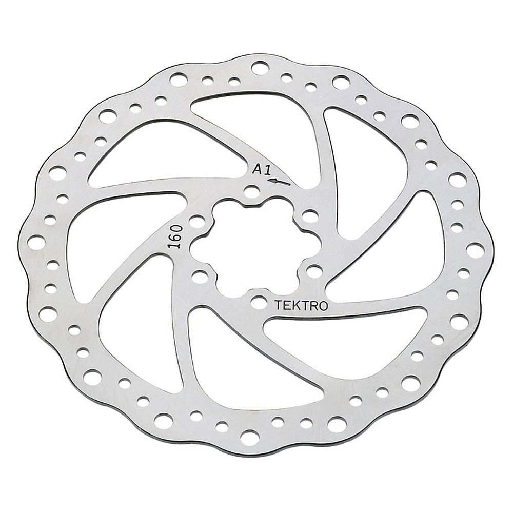 disques de freins tektro wave 160mm disc brake rotor wiggle france. Black Bedroom Furniture Sets. Home Design Ideas
