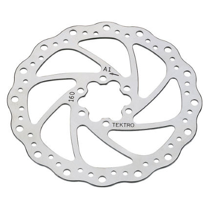 Tektro Wave 160mm Disc Brake Rotor