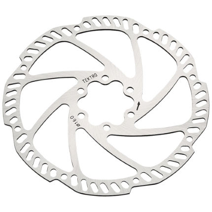Tektro Super light Polygon Orion 203mm Disc Brake Rotor