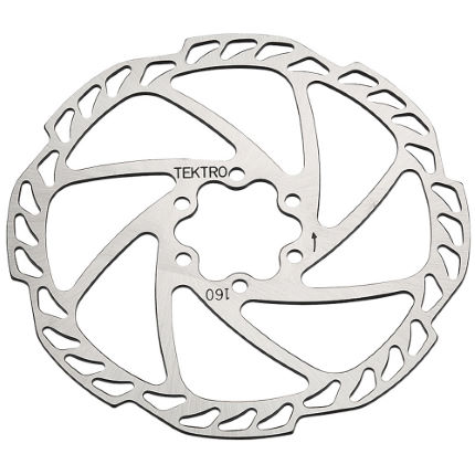 Tektro Polygon (Auriga/Pro) 203mm Disc Brake Rotor