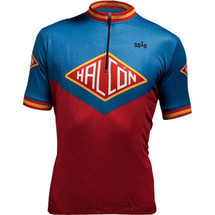 Solo Halcon Short Sleeve Cycling Jersey