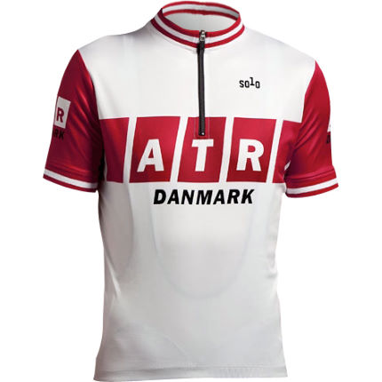 Solo ATR Short Sleeve Cycling Jersey