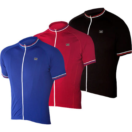 Solo Retro Tech Short Sleeve Cycling Jersey