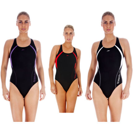 Speedo Women's LaneSprint Powerback Swimsuit AW12