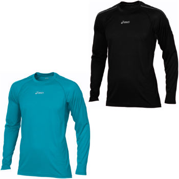 Asics Hermes Long Sleeve Crew Top AW12