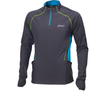Asics Trail Long Sleeve 1/2 Zip Top AW12