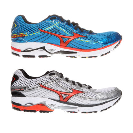 Mizuno Wave Rider 15 Shoes AW12