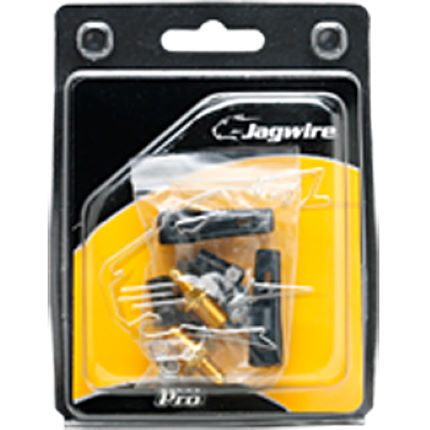 Jagwire Hydraulic Fitting Kit  (Formula and Hope)