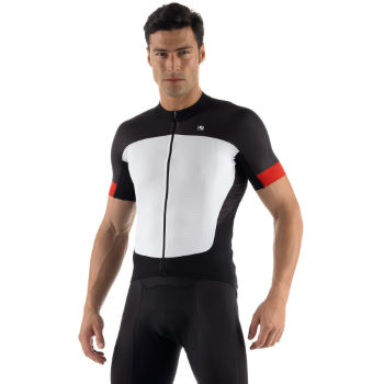 Giordana Body Clone Forma Red Short Sleeve Jersey