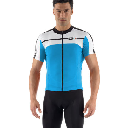 Giordana - Technical Blend Silverline 半袖ジャージ