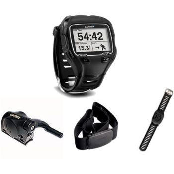 Garmin Forerunner 910XT GPS Sports Watch (Tri Bundle)