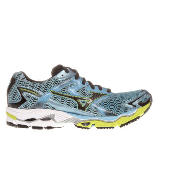 Mizuno Ladies Wave Nirvana 8 Shoes AW12