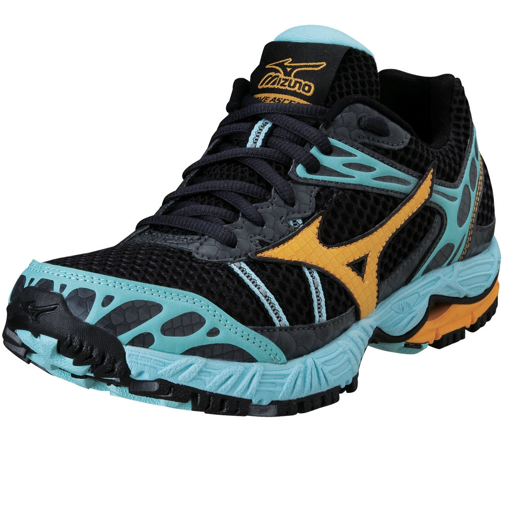 chaussures de running trail mizuno ladies wave ascend. Black Bedroom Furniture Sets. Home Design Ideas