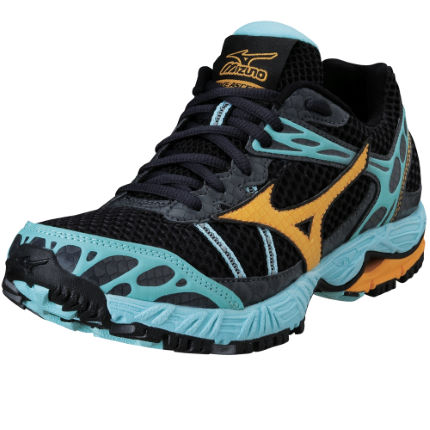 Mizuno Ladies Wave Ascend 7 Shoes