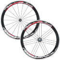 Paires de roues Campagnolo Bullet Ultra 50 Cult Dark Label (carbone)