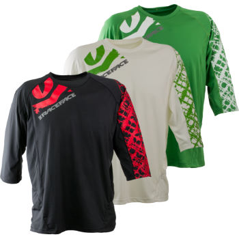Race Face Ambush 3/4 Length Sleeve MTB Jersey - 2012