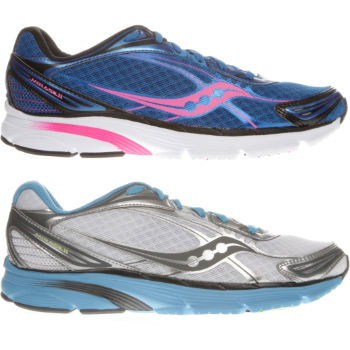 Saucony Ladies Progrid Mirage 2 Shoes AW12