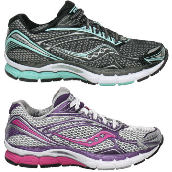 Saucony Ladies Powergrid Triumph 9 Shoes AW12