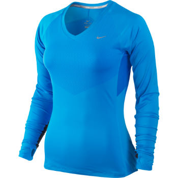 Nike Ladies Speed Long Sleeve Top FA12