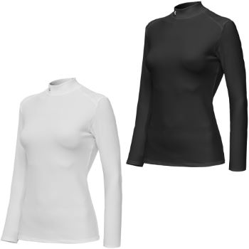 Under Armour Ladies Gameday Compression Mock SS12