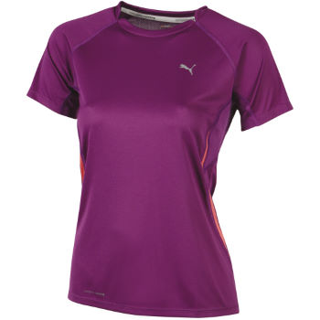 Puma Ladies Essential Short Sleeve Tee AW12