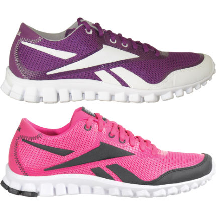 Reebok Ladies RealFlex Optimal 2.0 Shoes aw12