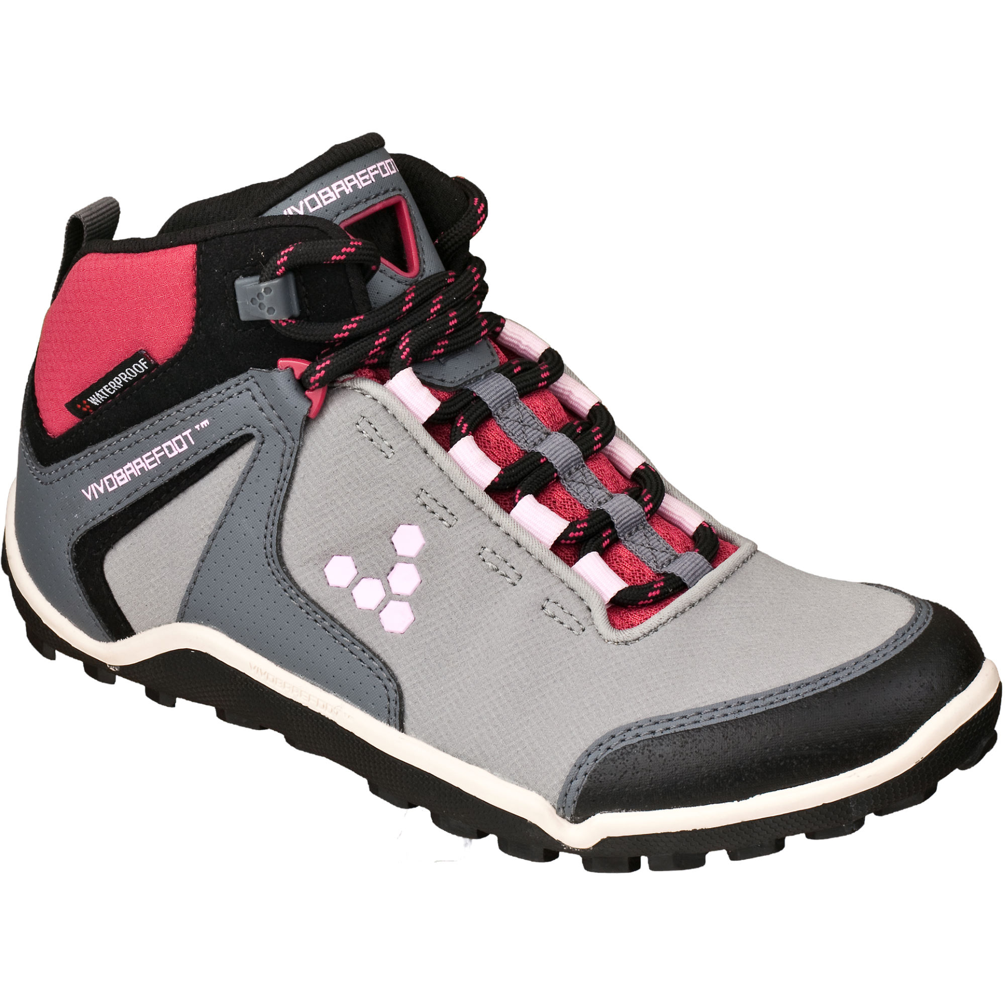 chaussures de running trail vivobarefoot ladies synth hiker shoes wiggle france. Black Bedroom Furniture Sets. Home Design Ideas