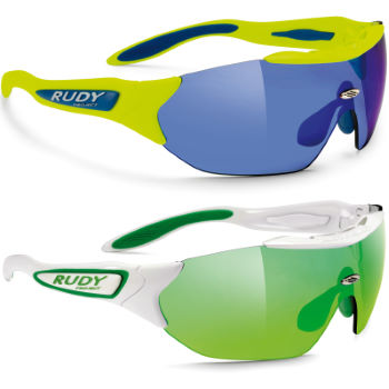 Rudy Project Hypermask Performance Sunglasses - MultiLaser