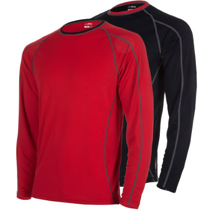 dhb Mens Corefit Long Sleeve Baselayer AW12