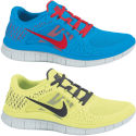 Nike Free Run Plus 3 Shoes FA12