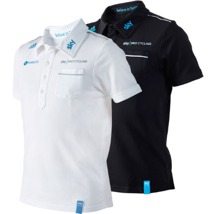 Team Sky Polo Shirt - 2012