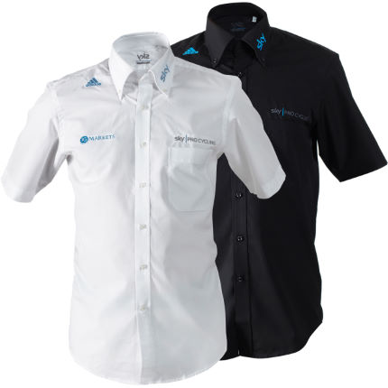 Team Sky Short Sleeve Shirt - 2012