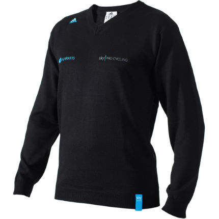 Team Sky V-Neck Jumper - 2012