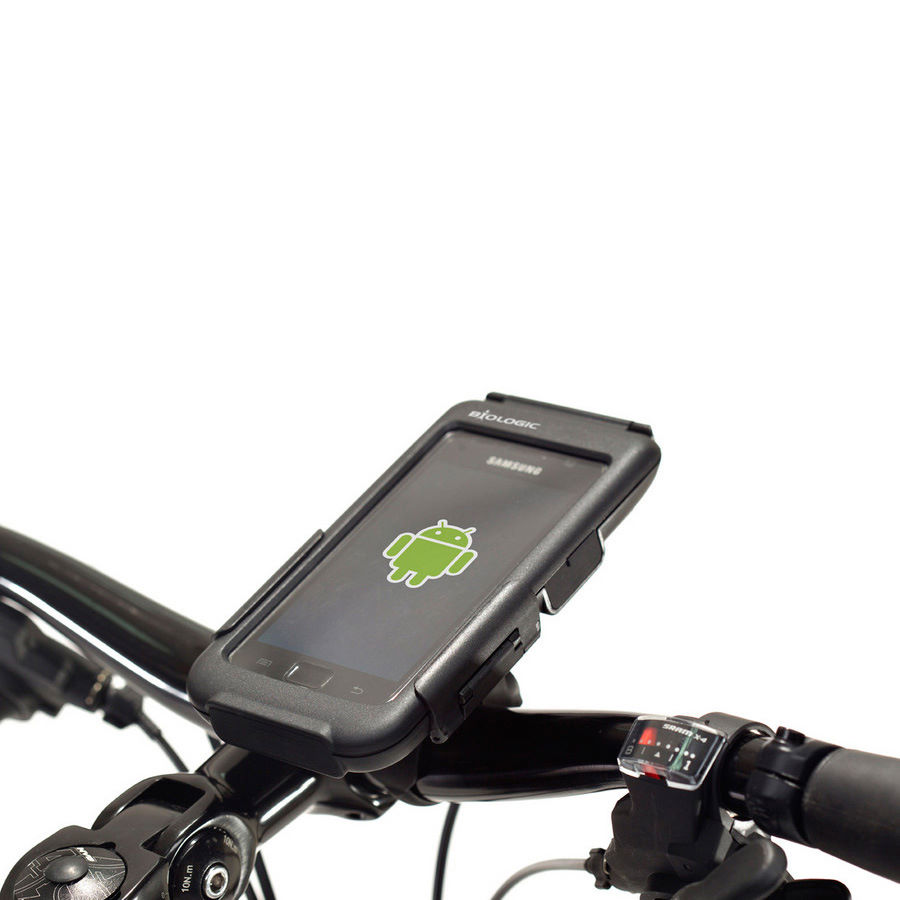 sacoches de cintre biologic bikemount for android phone wiggle france. Black Bedroom Furniture Sets. Home Design Ideas
