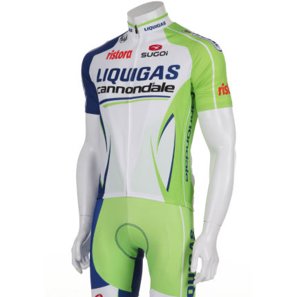 Sugoi Liquigas Cannondale Standard Jersey -  2012
