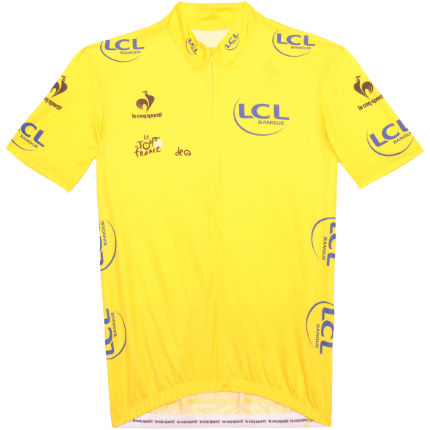 Le Coq Sportif Tour de France Yellow Jersey 2012 - Youth Sizes