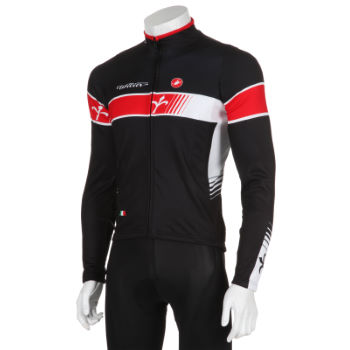 Castelli Wilier Team Speed Long Sleeve Jersey 2012