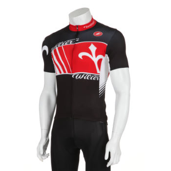 Castelli Wilier Team Speed Short Sleeve Jersey 2012
