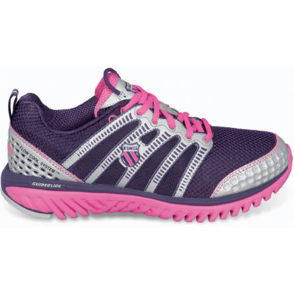 K-Swiss Ladies Blade Light Run Non Perforated Shoes