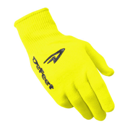DeFeet Dura Cycling High Vis Gloves