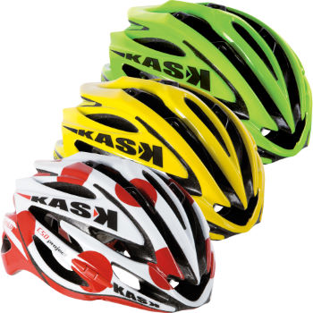 Kask Vertigo Road Helmet - Tour de France Edition