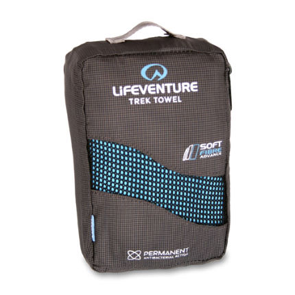 Lifeventure Soft Fibre AXP Pocket Trek Towel