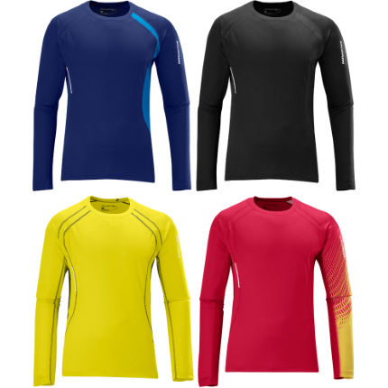 Salomon Trail Runner Plus Long Sleeve Tee AW12