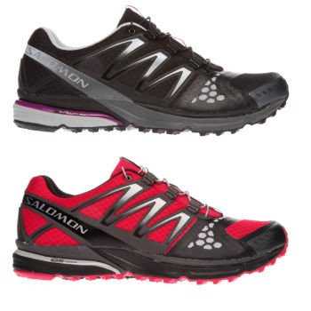 Salomon Ladies XR Crossmax Neutral Run Shoes AW12